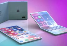 Компания Apple «неуклонно работает» над технологией, которая сделает экраны iPhone и iPad складывающимися