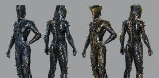 концепт-арт костюмов Джесс и Софи