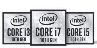 Intel анонсировала мобильные процессоры Comet Lake