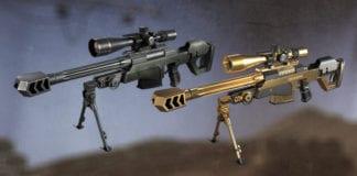 Truvelo CMS 20×42 mm способна убить с первого попадания в снаряжении «Армагеддон», «Синдикат» или в жилетах типа «Титан-2»