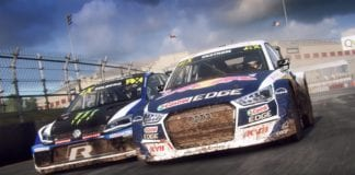 Новая версия компьютерной раллийной игры DiRT Rally 2019
