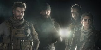 Первый трейлер сюжетной кампании Call of Duty: Modern Warfare