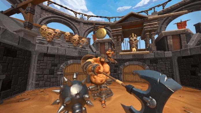 Gorn will arrive on PS VR in Winter 2019