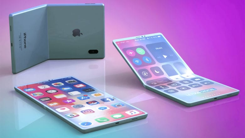 """Photo of Компания Apple """"неуклонно работает"""" над технологией, которая сделает экраны iPhone и iPad складывающимися"""