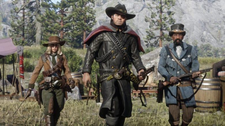 Photo of Обновление Red Dead Online, добавляющее в игру три роли (охотник за головами, торговец и коллекционер), выйдет 10 сентября
