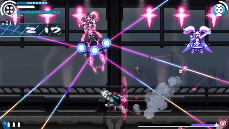Состоялся релиз Gunvolt Chronicles: Luminous Avenger iX