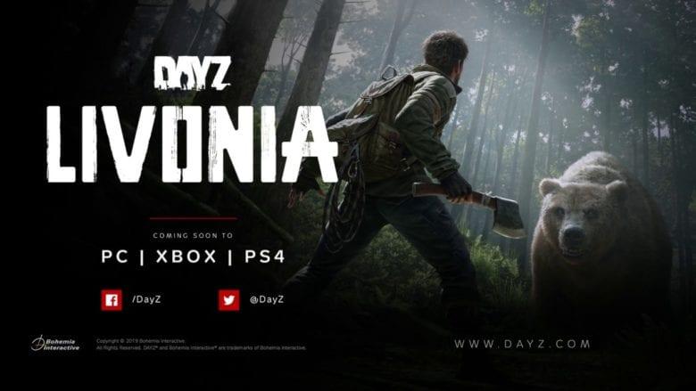 DayZ получит новую дополнительную карту Livonia