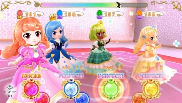 Photo of Nippon Columbia has announced Pretty Princess Magical Coordinate for Switch