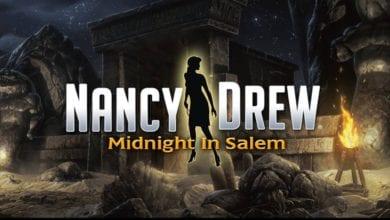 Волшебный мир Нэнси Дрю продолжится в Midnight in Salem (Полночь в Салеме)