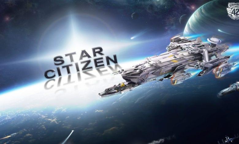 В космический симулятор Star Citizen можно поиграть бесплатно