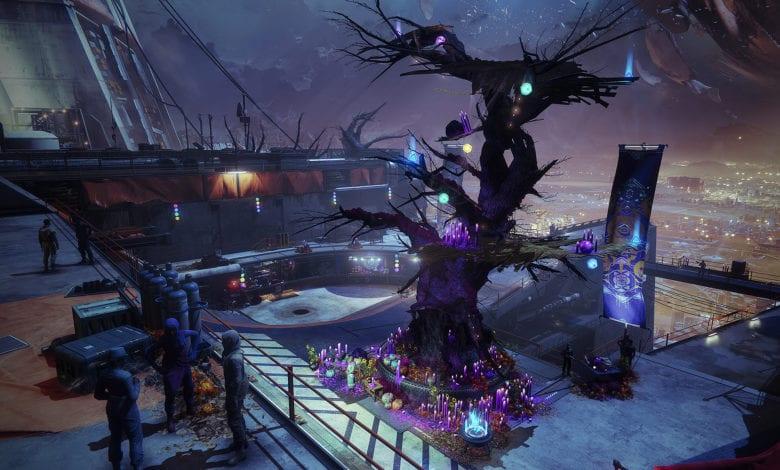 В Destiny 2 начинается Хэллоуин и открывается новое подземелье