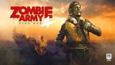 Photo of В Zombie Army 4: Dead War можно бесплатно  получить персонажа The Undead Airman