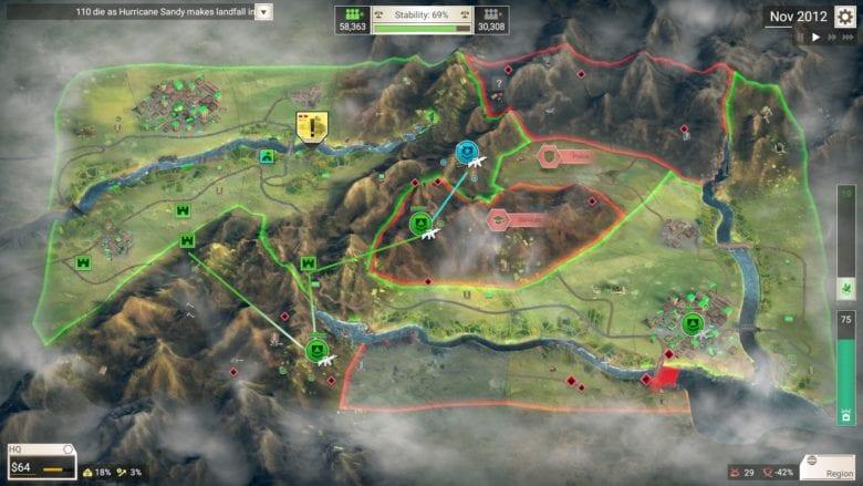 Photo of Игра Rebel Inc: Escalation появится в раннем доступе уже в октябре