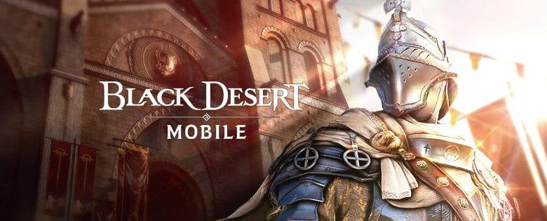 Игровой блокбастер Black Desert Mobile поразит вас графикой высочайшего уровня