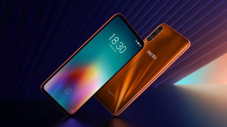 Сейчас можно купить самый дешевый смартфон Meizu 16T