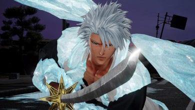 Photo of Скриншоты Jump Force DLC для персонажа Тоширо Хитсугая
