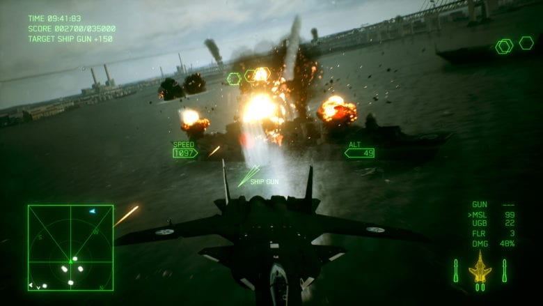 Состоялся релиз ACE COMBAT™ 7: SKIES UNKNOWN - Anchorhead Raid