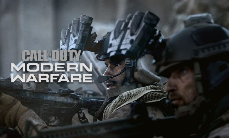 Состоялся релиз Call of Duty: Modern Warfare