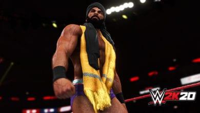 Состоялся релиз WWE 2K20