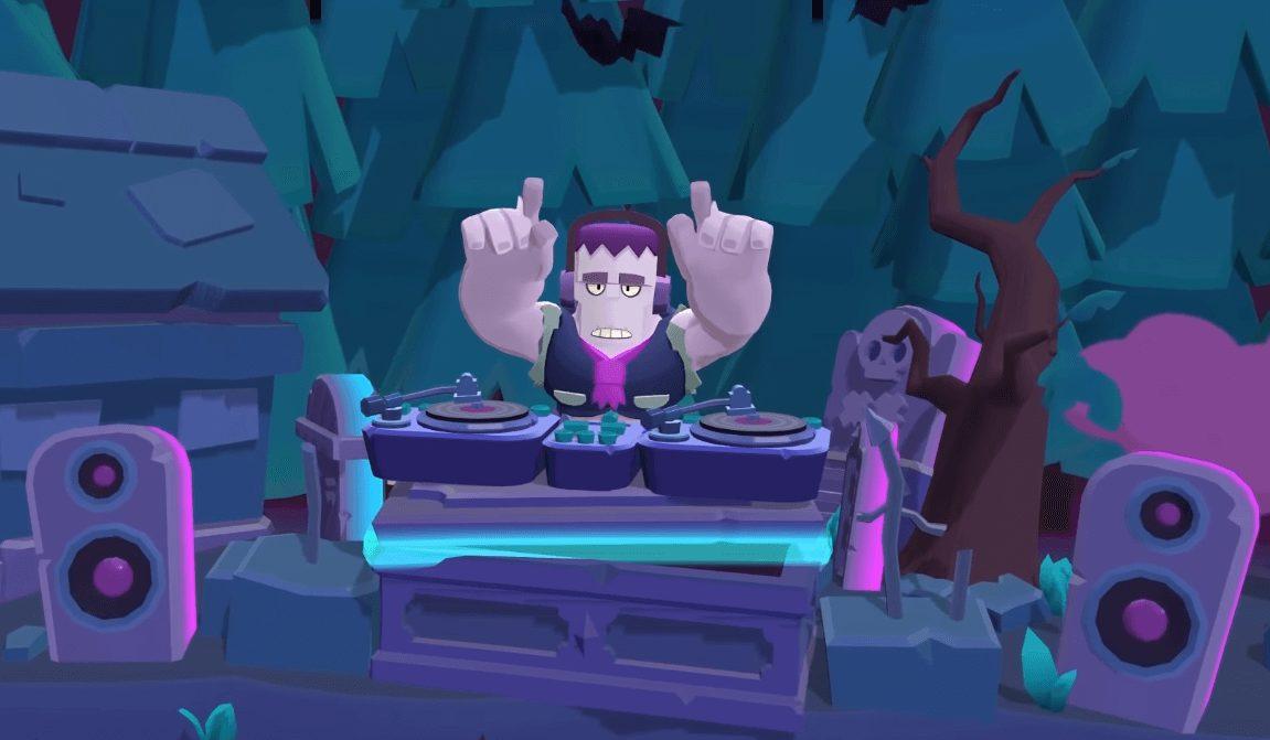 В игре Brawl Stars наступил Хеллоуин – Ты в теме игры!