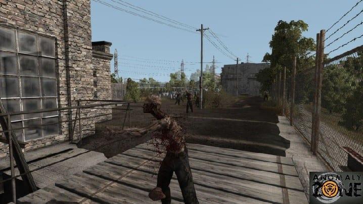 Anomaly Zone - постапокалиптическая MMORPG с механикой экшена от первого и третьего лица
