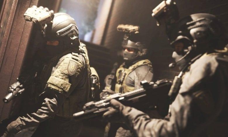 Call of Duty: Modern Warfare возглавила чарты английской розницы