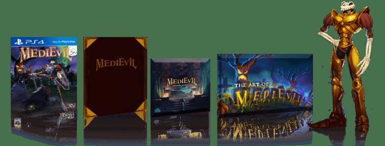 MediEvil – цифровое расширенное издание