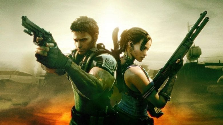 Resident Evil 5 и Resident Evil 6 вышла на Nintendo Switch