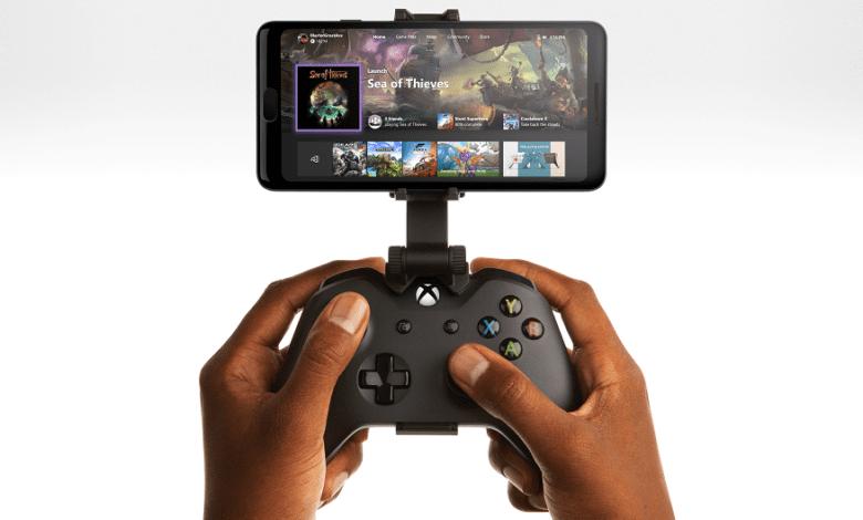 Xbox Console Streaming для стриминга игр на мобильные устройства
