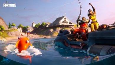 Photo of «Безумная рыбалка» в Fortnite
