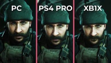 Photo of Видео. Сравнение графики в Call of Duty: Modern Warfare на ПК, PS4 и Xbox One