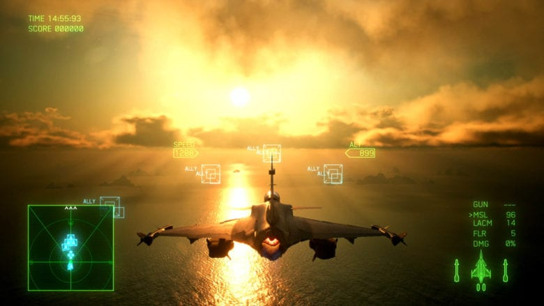 Вышло дополнение ACE COMBAT™ 7: SKIES UNKNOWN – Ten Million Relief Plan