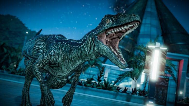Вышло дополнение Jurassic World Evolution: Коллекция окрасов «Отряд рапторов»