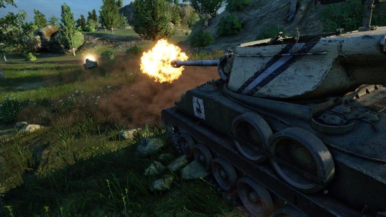 Вышло дополнение World of Tanks — Неудержимая сила