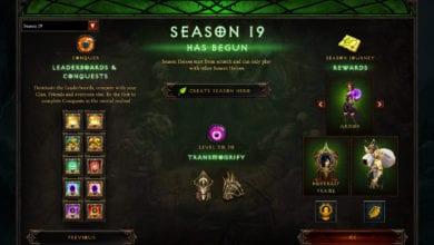 Photo of В Diablo III скоро стартует 19-й сезон: «Сезон Вечного противостояния»