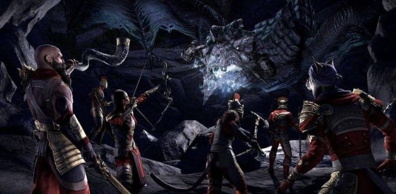 В The Elder Scrolls начинается событие Dawn of the Dragonguard