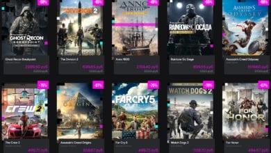Photo of В Ubisoft началась «Чёрная пятница» 2019