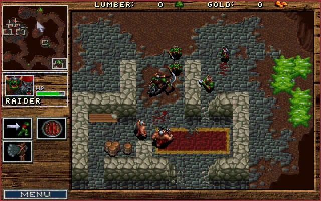 Где можно скачать игру Warcraft: Orcs & Humans