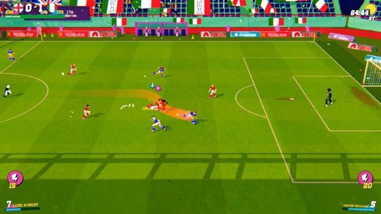 Давайте принесем радость игры в футбол. Игра Golazo! вышла на PlayStation и Xbox