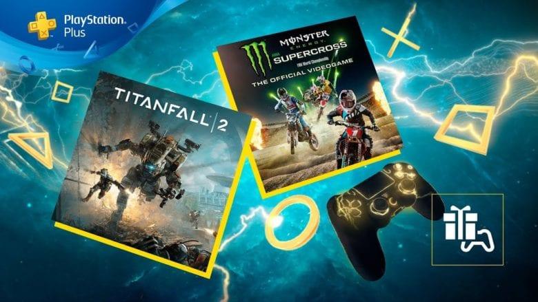 Декабрьские игры в PS Plus 2019: Titanfall 2 и Monster Energy Supercross – The Official Videogame