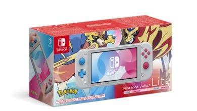 Photo of Доступна для предзаказа Nintendo Switch Lite (версия «Зэйшиан и Земазента»)