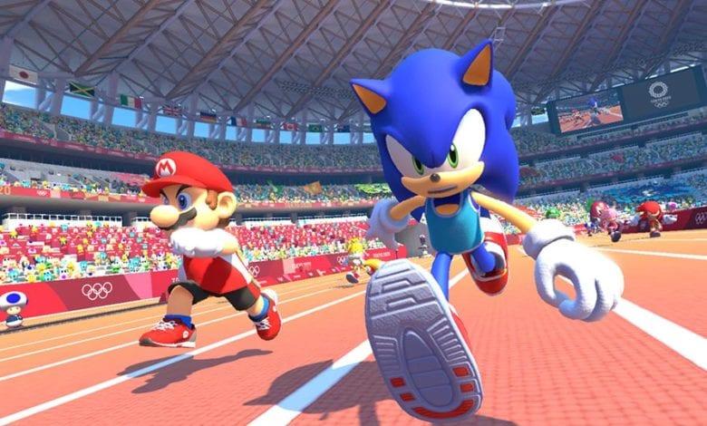 Игра Марио и Соник на Олимпийских играх 2020 в Токио стала доступна