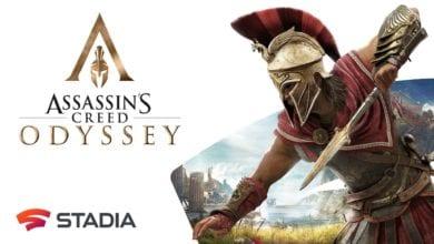Photo of Игра Assassin's Creed Odyssey вышла на Google Stadia