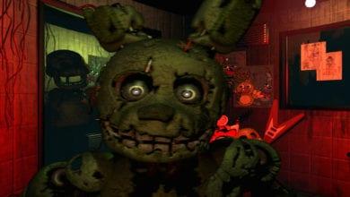 Игра Five Nights at Freddy's 1, 2, 3 и 4 вышла на Nintendo и Xbox
