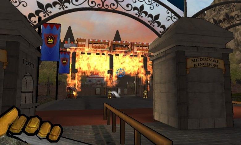 Испытайте бушующий ад. Игра Real Heroes: Firefighter вышла на Nintendo