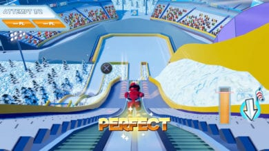 Photo of Катайся на лыжах. Winter Sports Games вышла на PlayStation
