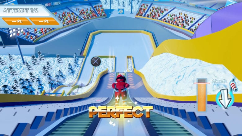 Катайся на лыжах. Winter Sports Games вышла на PlayStation