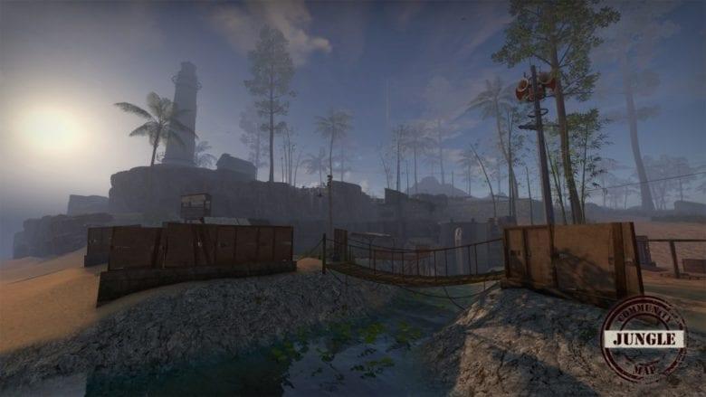 Новые карты в CS:GO «Расколотая сеть»