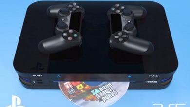 Photo of Опубликован концепт PlayStation 5 и DualShock 5