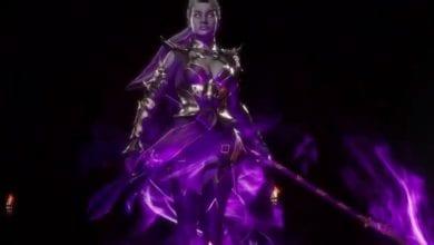 Photo of Опубликован тизер геймплея за Синдел в Mortal Kombat 11